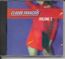 CD ALBUM 20 TITRES--CLAUDE FRANCOIS--HISTOIRE DES SA VIE VOL.2