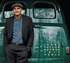 James Taylor Before This World CD Album 0888072352704
