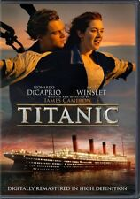 Titanic [New DVD] Rmst, UV/HD Digital Copy, Subtitled, Ac-3/Dolby Digital, Ama