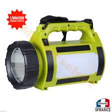 LAMPE TORCHE PROJECTEUR LED CREE xm-L T6 PUISSANTE RECHARGEABLE & CHARGEUR USB