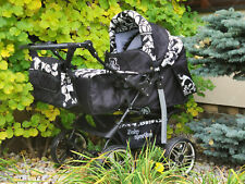 3 passeggino 1 Carrozzina Baby Passeggino 3in1 viaggi +Seggiolino auto Bambino