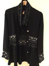 MARITHE FRANCOIS GIRBAUD Jacket Size 38 Italy ( US Size 2 ) Worn Twice !