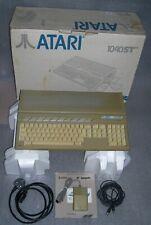 Atari 1040 ST STFM computer 1MB Memory 720K FDD PSU Refurbished STM1 Mouse BOXED