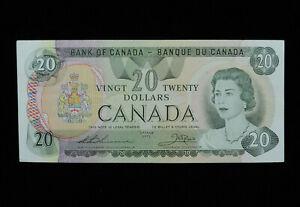 1979 $20 Bank of Canada Banknote 52347053738 Thiessen Crow VF Grade Bill