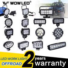 WOW - LED Work Lights Flood Spot Driving Bar Lamp Offroad SUV Truck 4v4 12V 24V