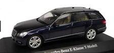 Mercedes-Benz E Klasse - T Modell S112 - 2012 - Bleu tansanit - Schuco Mercedes