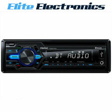 CLARION FZ307AU USB AUX-IN SD MP3 WMA MECHLESS AUDIO RECEIVER