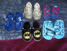 Paquete de Zapatos de Bebé Niño Talla 3-4