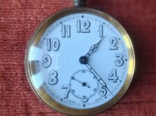 Antique Military Pocket Watch.