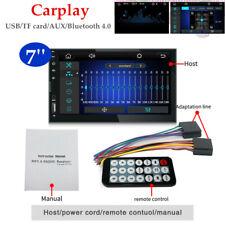 "7"" Touch Screen Carplay Module FM USB/TF card/AUX/Bluetooth Car Radio MP5 Player"