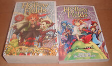 Hollow Fields Omnibus & Hollow Fields and the Perfect Cog Manga  English