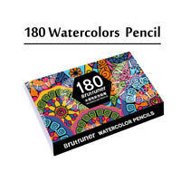 Brutfuner Artist Quality Premium Watercolor Pencils 180 Set