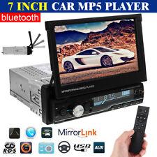 7'' Car Stereo Radio MP5 Player FM AM bluetooth Audio USB AUX Head Unit in