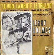 """Le Bon, La Brute, Le Truand - Leroy Holmes Et Son Orchestre - Vinyl 7"""" 45T"""