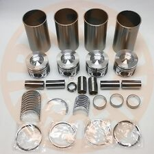 ISUZU 4JJ1 ENGINE REBUILD OVERHAUL KIT NPR NQR NHR NKR ELF TRUCK TFR TFS PICKUP