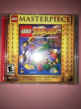 Lego Island 3D Action Adventure PC CD-ROM By Electronic Arts RARE / VINTAGE