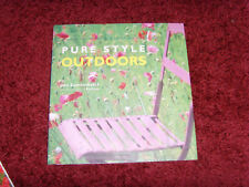 Pure Style Outdoors Jane Cumberbatch accessible ideas for the most of your space