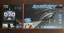 Rotorz Remote Control Hawkspy Helicopter with Built In Camera