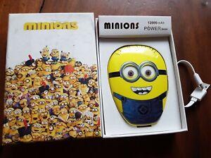 MINION by MOONDEAR 1,200Mah USB POWERBANK