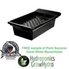 GT205 Basic NFT Hydro Tray Kit - free Great White Sample 10g