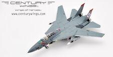 Century Wings 1/72 F-14B Tomcat U.S NAVY VF-102 Diamant Dos-CW001614 En parfait état, dans sa boîte