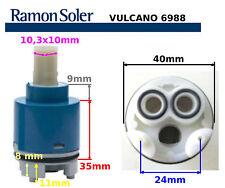 Cartucho de grifo Ramon Soler 6988 Vulcano (repuestos para grifos RS monomando