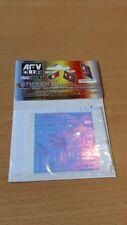 Afv Club Ac35015 - 1/35 Sticker pour Simulating Anti-reflection Léopard 2A6Ex