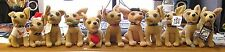 11 Taco Bell Chihuahua Dogs - Vintage - Rare Set  - Great Condition