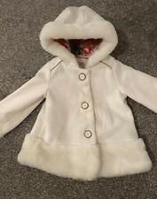 12-18 months Baby Baker Ted Baker Girls Coat white