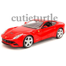 Bburago Ferrari Race & Play Ferrari F-12 Berlinetta 1:24 Diecast Car 26521 Red