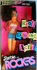 Vintage  © Mattel Inc.1986 BARBIE & THE ROCKERS DANA Dance Action  DOLL  NRFB