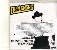 (DT430) Dpplgngrs, Gunslinger  - 2011 DJ CD