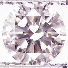 0.21ct HUGE DAZZLING 100% NATURAL FAINT PINK DIAMOND RARE EARTH MINED DIAMOND
