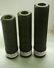 """#5 Sandblast Nozzle Tungsten Carbide Plastic Jacket Long Venturi 5/16"""" Nozzle"""