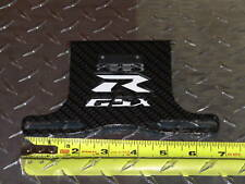 GSXR GSX-R 750 FENDER ELIMINATOR TAIL TIDY CARBON FIBER LOGPL 2010 2011 2012
