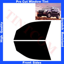 Pre Cut Window Tint SSangYong Rexton 5 Doors 2002-2006 Front Sides Any Shade