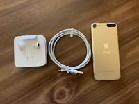 Apple iPod MKH02LL/A touch 6th Generation Gold (32GB)