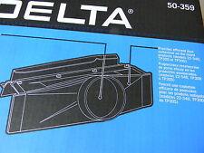 """Delta 50-359 12"""" planer dust hood"""