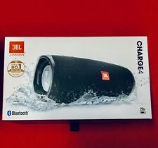 Box Only  JBL Charge 4 Portable Bluetooth Speaker - Black