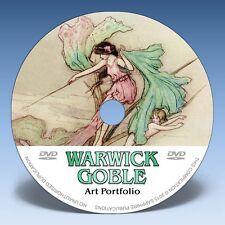 WARWICK GOBLE - Over 300 Illustrations on DVD! * Golden Age Art