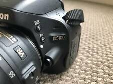 Nikon D5100 and 18-55mm VR lens plus accessories