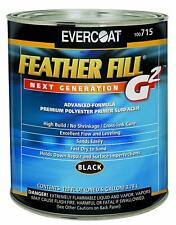 Evercoat 715 Feather Fill G2 Black Polyester Primer Surfacer - 1 gallon