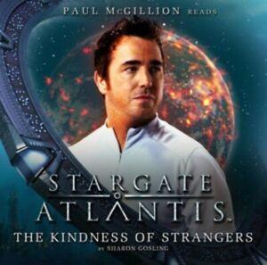 STARGATE ATLANTIS Big Finish Audio CD #2.4 - The KINDNESS OF STRANGERS