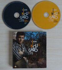 2 CD LIVRE A LA RECHERCHE DU SON QUI FAIT SENS CLAUDE NOUGARO COMPILATION