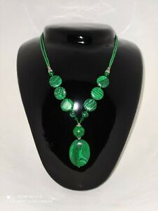 Vintage, Antique Moroccan Jewelry, Wonderful Necklaces Handmade Natural Stones.