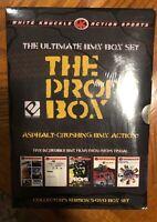 5 DVD Set Ultimate BMX Box Set THE PROPS BOX Asphalt Crushing BMX Action NEW
