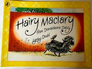 Hairy Maclary From Donaldson's Dairy By Lynley Dodd Paperback- Brand New