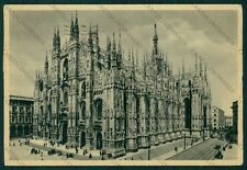 Milano Città Duomo FG cartolina VK2536