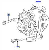 LAND ROVER GENUINE ALTERNATOR- Range Rover Sport (L320)-LR023421