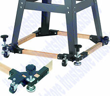 Stationery Mobile Machine Tool Base Table Saw Mover Caster Moving Leg Stand Kit